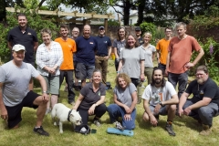 The great garden makeover - June 2021
