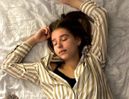 The power of sleep in fighting anxiety