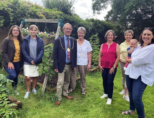 Godalming Town Council funds the Green Hub